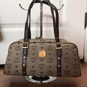 Vintage MCM handbag